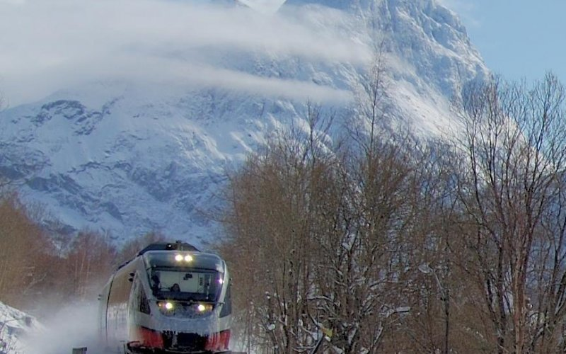 NSB - Spoorwegen Noorwegen - Goedkope treinkaartjes