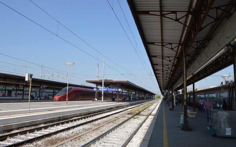 Trains to & from Verona | Train in Verona Porta Nuova