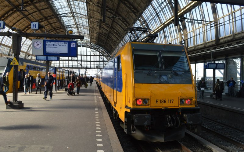 Trains to & from Amsterdam - Intercity Direct Amsterdam