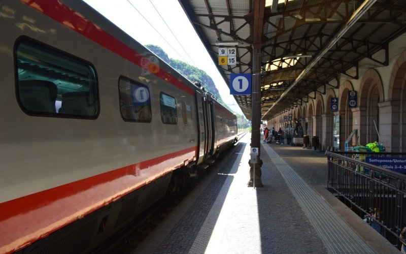Frecciabianca | Trains in Italy | Ready for departure