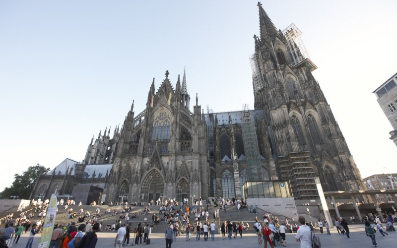 Trains to & from Cologne | The Dom Church