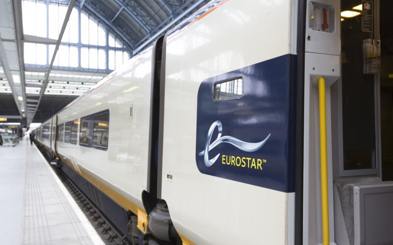 Trains to & from London | Eurostar