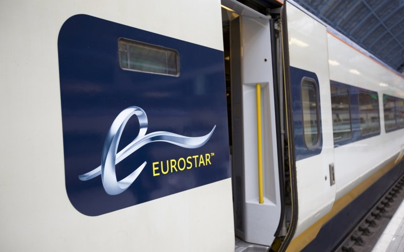 Eurostar Tickets to London - Logo