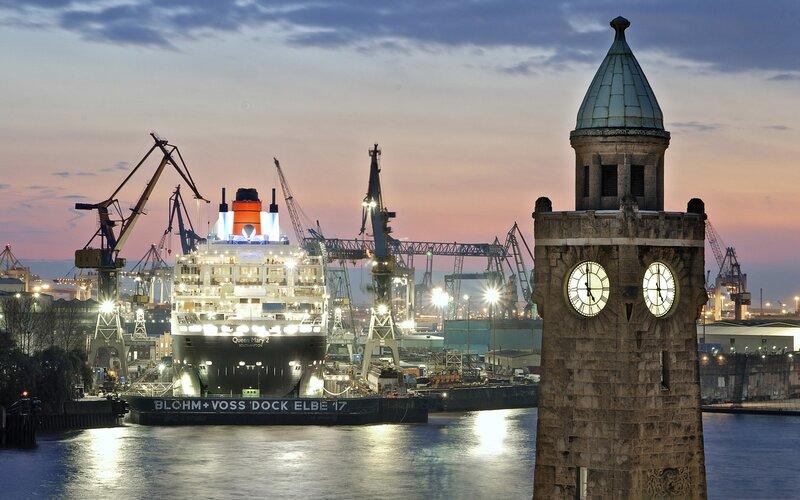 Trains to & from Hamburg | Hamburg harbour town