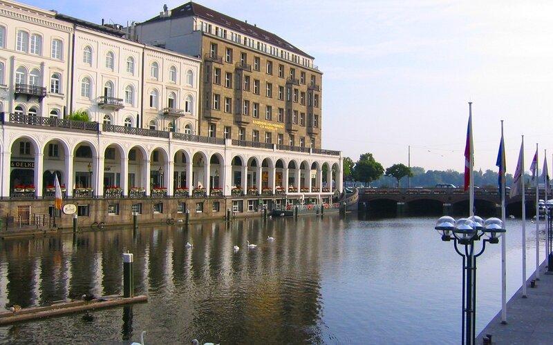 Trains to & from Hamburg | Hamburg harbour