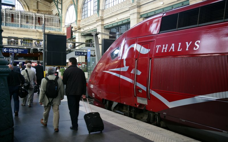 Thalys France: Train Tickets