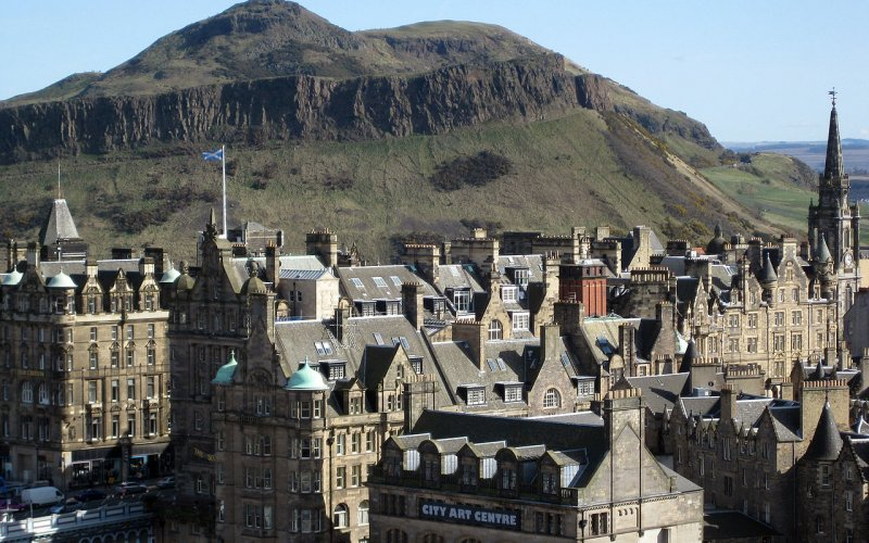 Trains to & from Edinburgh | Unlimited travel with the Interrail Pass