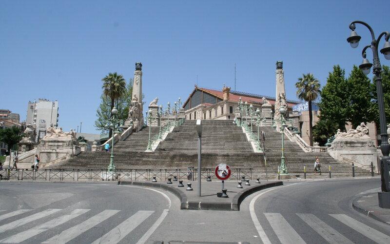 Estação Marseille Saint Charles