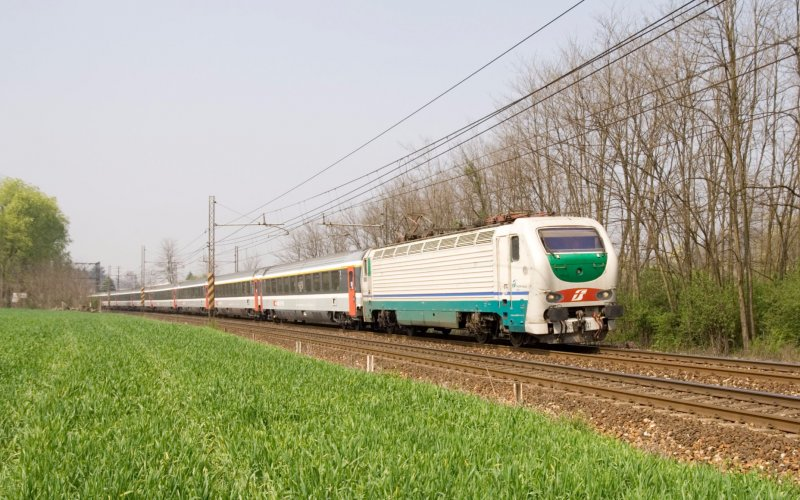 Travel by Eurocity train - All train tickets and rail passes