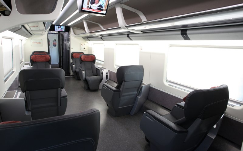 Train Tickets Italy - Frecciarossa Executive Class