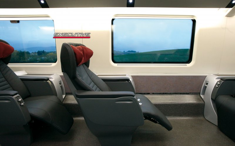 Trains Venice to Rome - Train Tickets Italy - Frecciarossa Executive Class
