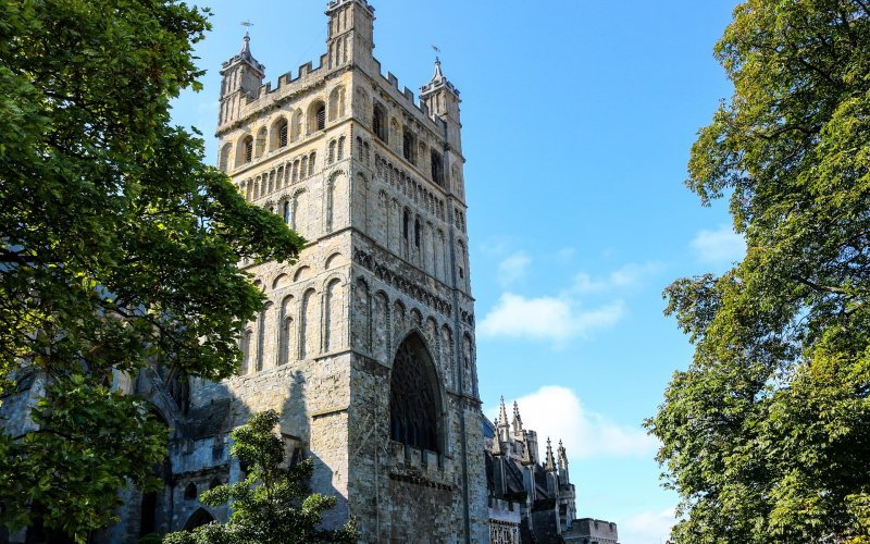 Trains to & from Exeter | Cathedral of Exeter