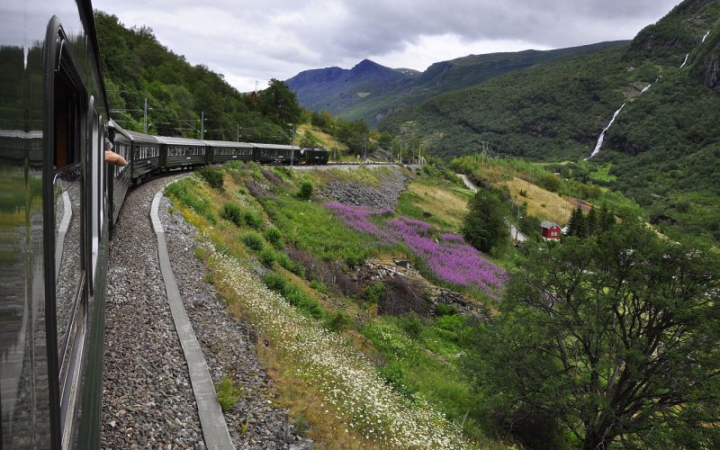 Train to Flam - All train tickets and rail passes