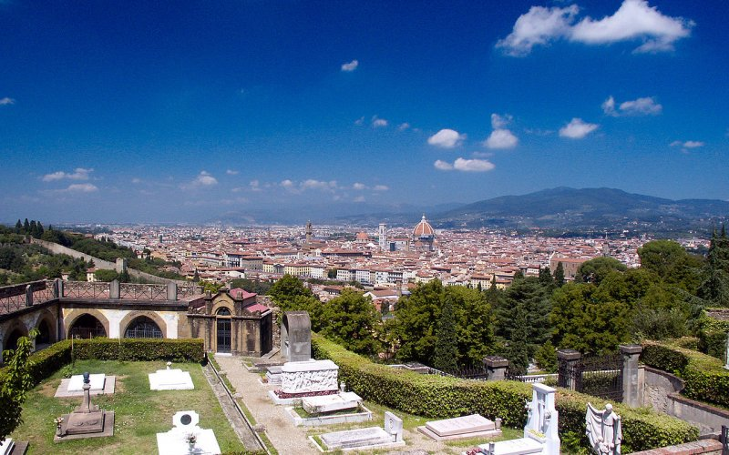 Trains to & from Florence | Florence city view