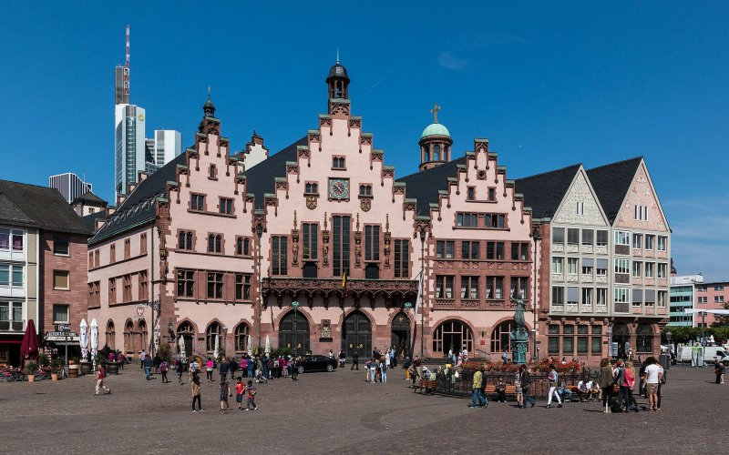 Trains to & from Frankfurt | Visit the old town of Frankfurt