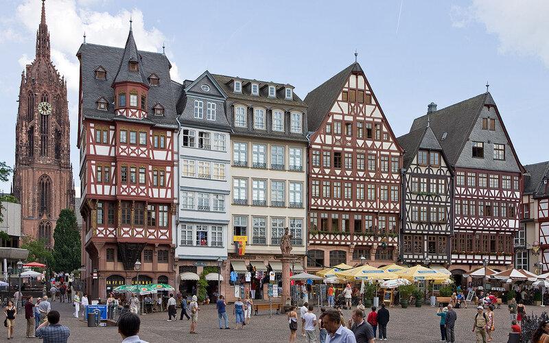Trains to & from Frankfurt | Frankfurt am Main old town