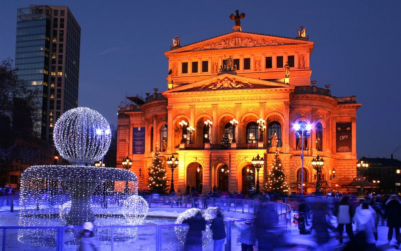 Cheap Train Tickets Frankfurt - From only €19,- one way