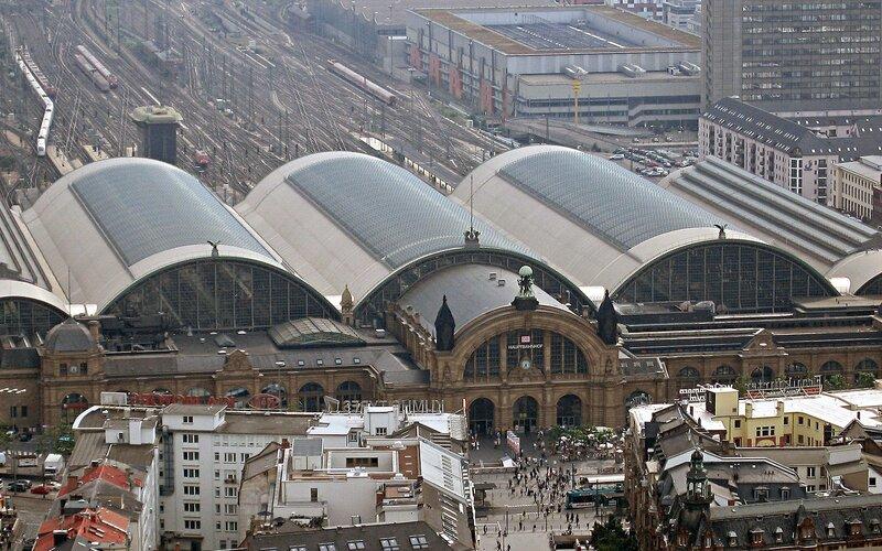 Trains to & from Frankfurt | Frankfurt am Main Hauptbahnhof