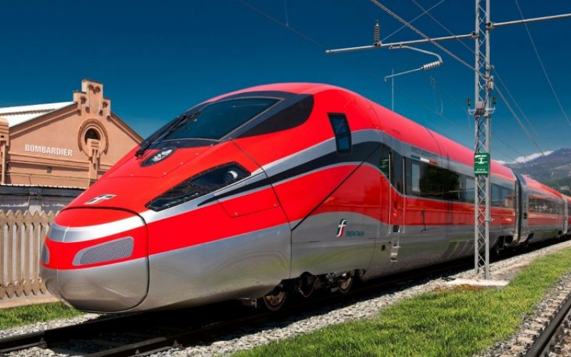 Travel by Frecciarossa trains - All train tickets and rail passes