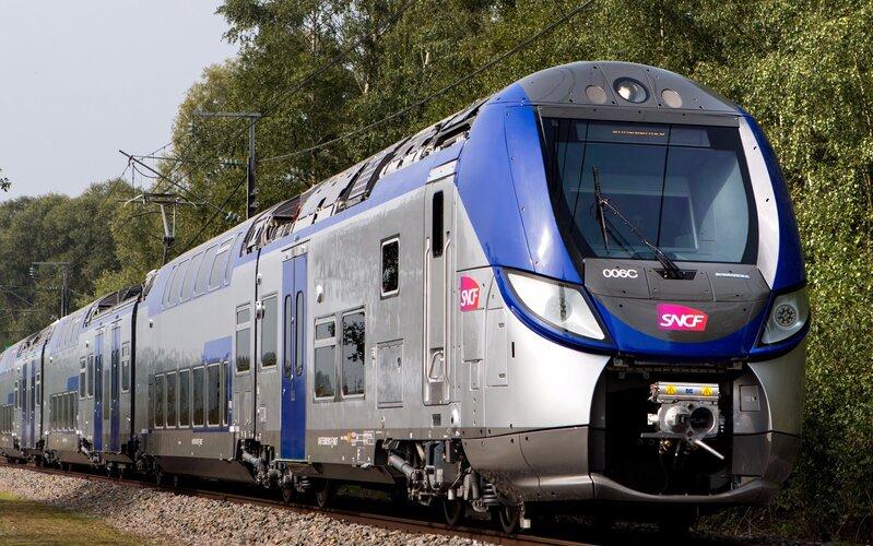 Intercité | Trains in France | Intercité on its way