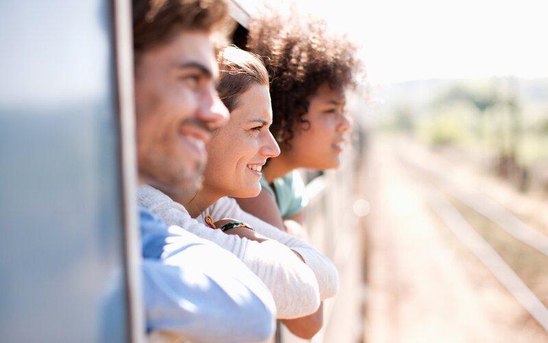Train Travel in Europe