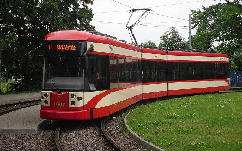 Trains to & from Gdansk | Gdansk public transport