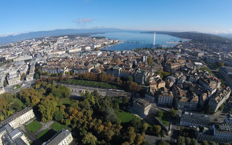 Geneve by train - All train tickets and rail passes