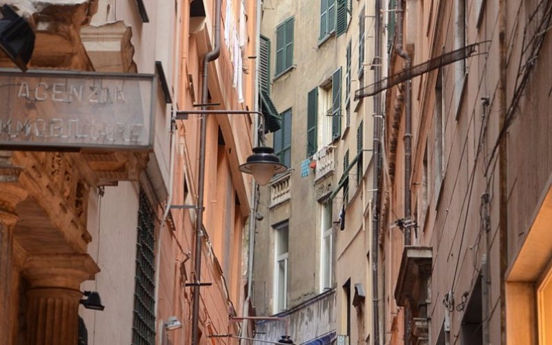 Book Your Eurail/Interrail Adventure at HappyRail | Trip Itineraries for Eurail | Genoa Streets