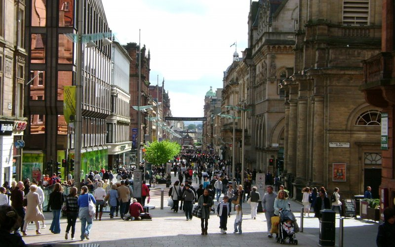 Trains to & from Glasgow | City Centre