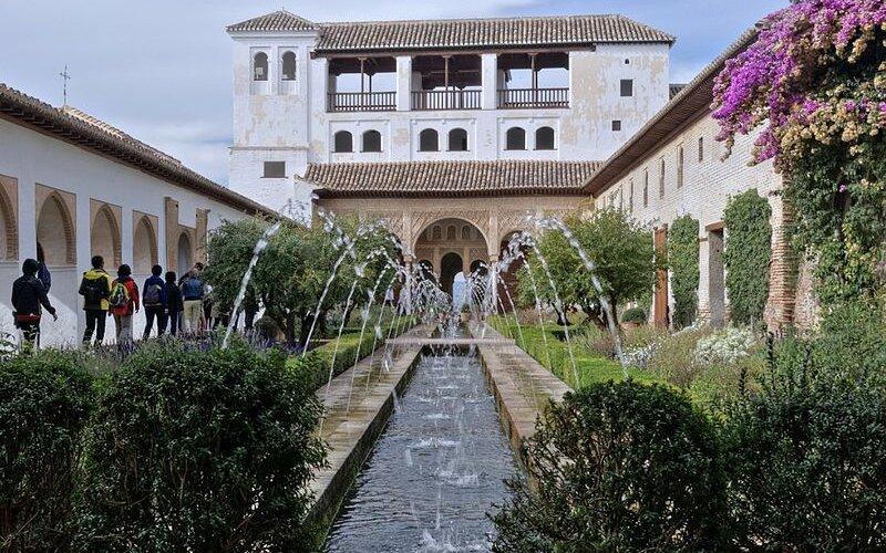 Trains to & from Granada | Granada garden