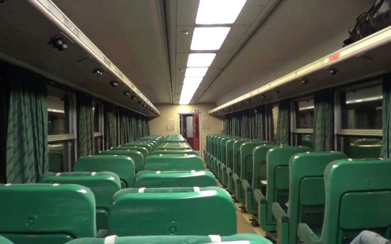 Train Reservations in Greece | All Reservations & Passes | Trainose seat reservation 1st class interior