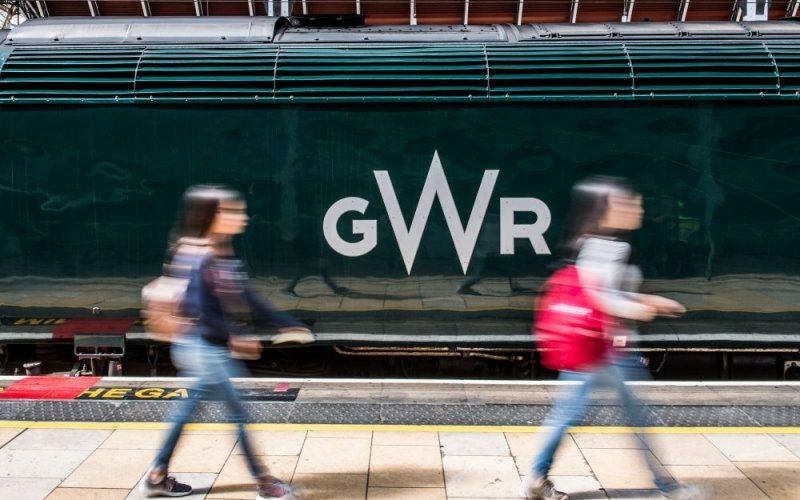 Trains to & from Bath | Great Western Railways, ready for departure
