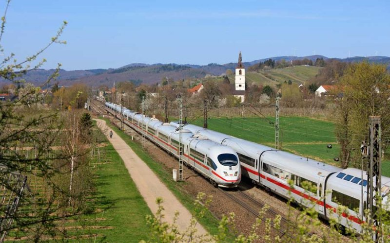 Cheap Trains from Berlin to Munich - Travel by ICE train