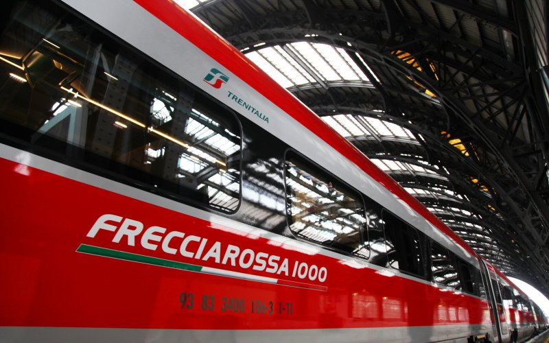 Train Tickets Italy, Trenitalia and Italo