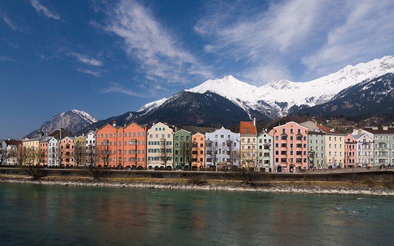 Book Your Eurail/Interrail Adventure at HappyRail | Trip Itineraries for Eurail | Innsbruck Alpine Mountains