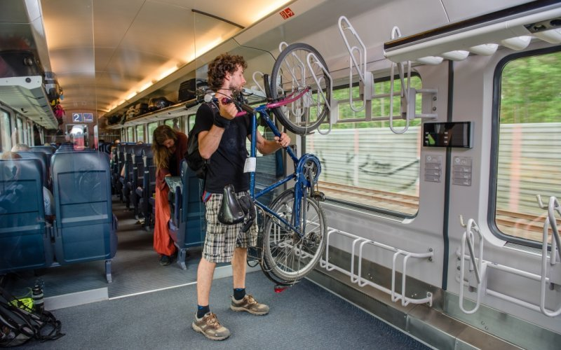 InterCity Germany | Trains in Germany | Bring your bike, reservation compulsory