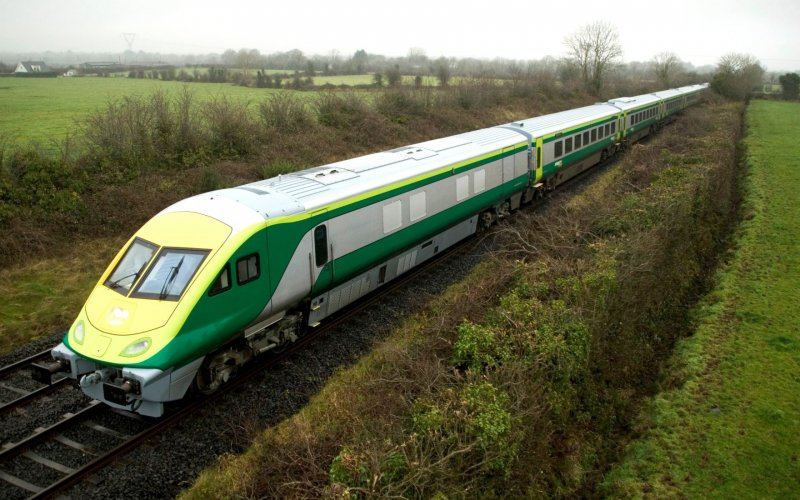 Train Reservations in Ireland | All Reservations & Passes | InterCity Ireland Irish Rail
