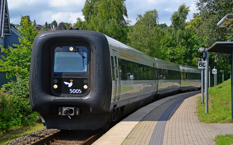 InterCityLyn Denmark | Trains in Denmark | Making connections in Denmark