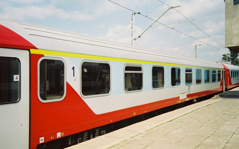 InterCity Express Poland | Trains in Poland | Exterior of the train