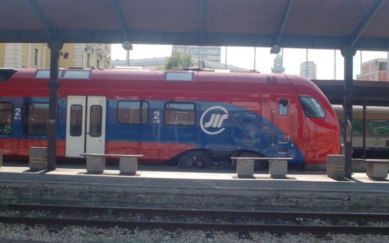 InterCity Serbia | Trains in Serbia | Ready for departure