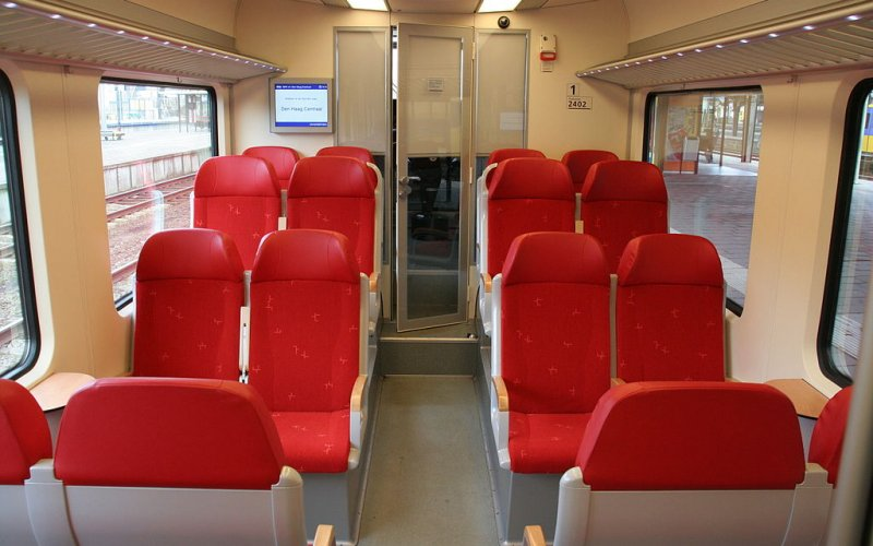 First class seat Sprinter - All train tickets and rail passes