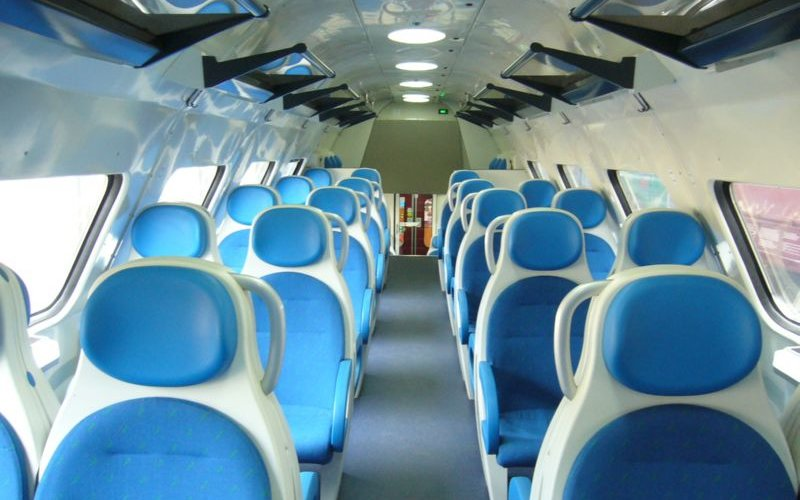 Regio Romania | Trains in Romania | Interior regional trains Romania