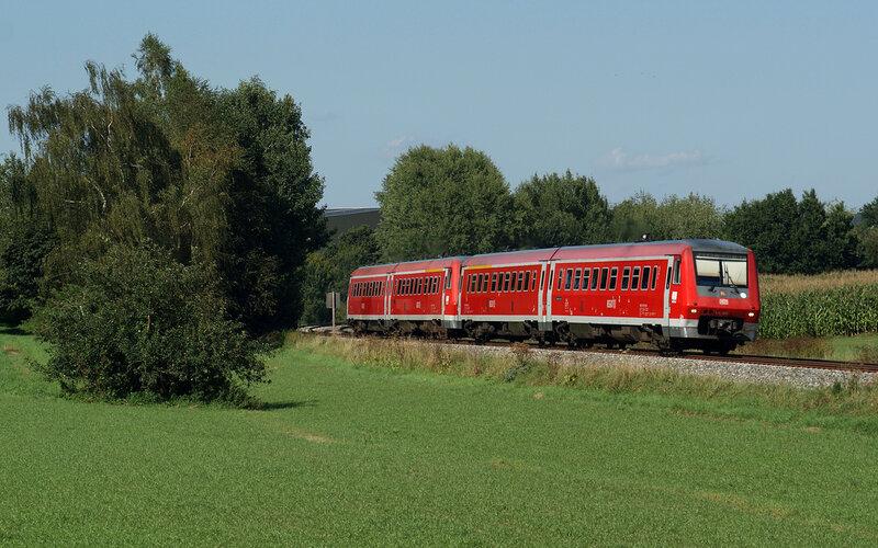 Interregio-Express Germany | Trains in Germany | Interregio-Express in Baden-Württemberg