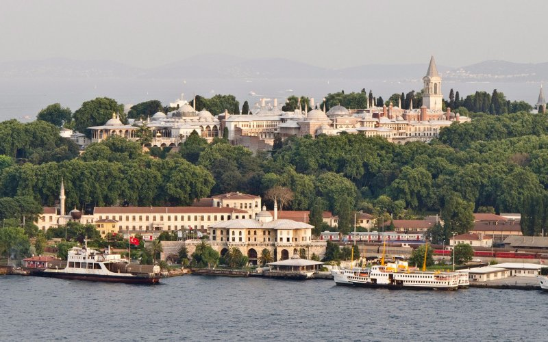 Trains to & from Istanbul | View from the water