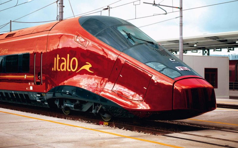 Trains in Italy -Travel on the Italo trains - All train tickets and rail passes