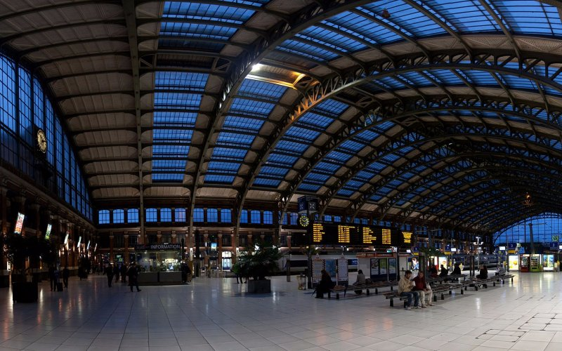 Trains to & from Lille | Arrive in the train station Lille Flandres