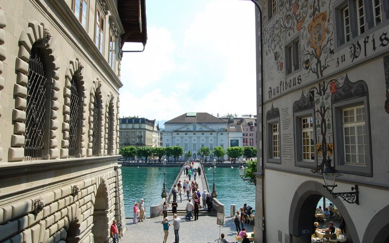 Unlimited travel with the Swiss Travel Pass - All train tickets and rail passes