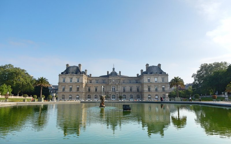 Trains to Paris | Trains from Paris - Luxembourg Palace