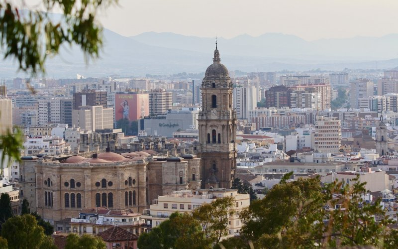 Trains to & from Malaga | Malaga city centre