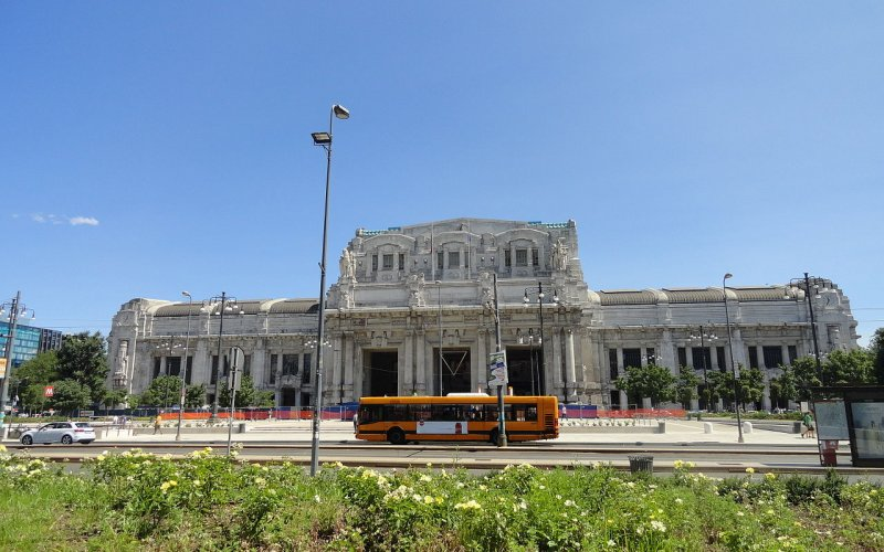 Trains to & from Milan | Milano Centrale train station